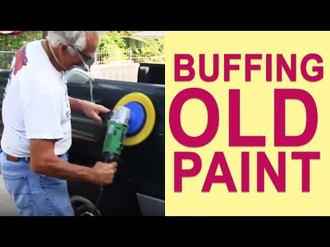 Detailing HACKS and Buffing Old Paint To Match New Paint!