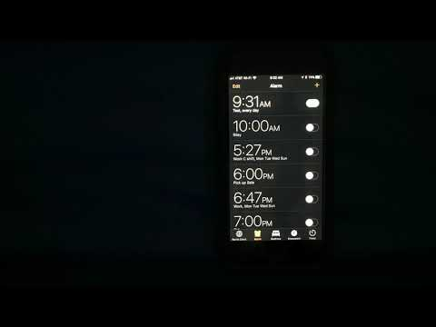 Iphone Snooze Reset Alarm Bug