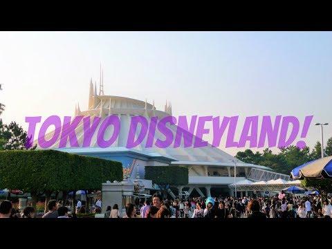 TOKYO DISNEYLAND - Walking Tour
