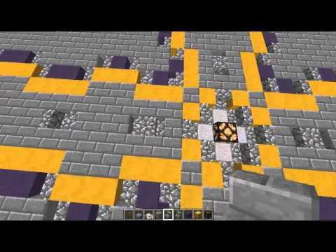 Minecraft Timelapse//Server Hub//Part 1
