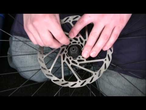 Installing a pre-bled Disc Brake on your Bicyle