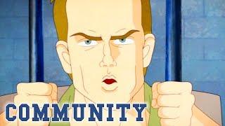 Wingman Gets Put In Jail | Community