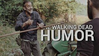the walking dead humor | peanut  butter meet jelly [season 10]
