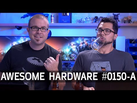 Awesome Hardware #0150-A: GTX 1180 on TechPowerUp, DDR5-4400 RAM Demo, No More Kaby Lake-X