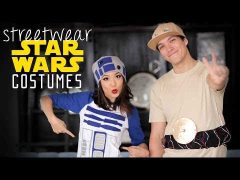 EPIC STAR WARS DIY feat. ROSANNA PANSINO and FORCESTORM!