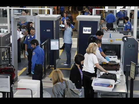TSA Checklist Exposed: