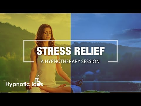 Guided Meditation for Stress and Anxiety Relief (Ocean Sounds Included)
