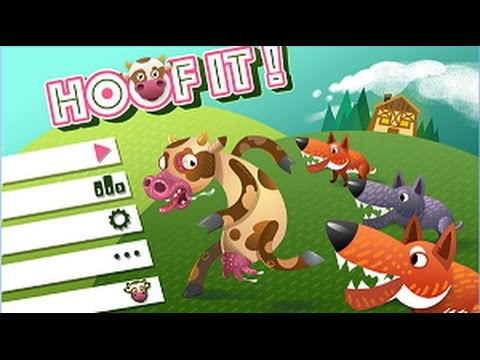 Let's Play Hoof It With Your Android