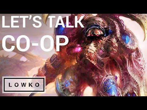StarCraft 2: LET'S TALK ABOUT CO-OP...