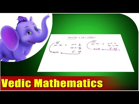 Learn 20 Easy and Fast Math Tricks - Vedic Mathematics