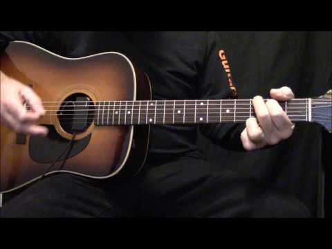 Acoustic Guitar Progressions and Guitar Strumming. Free online guitar lessons.
