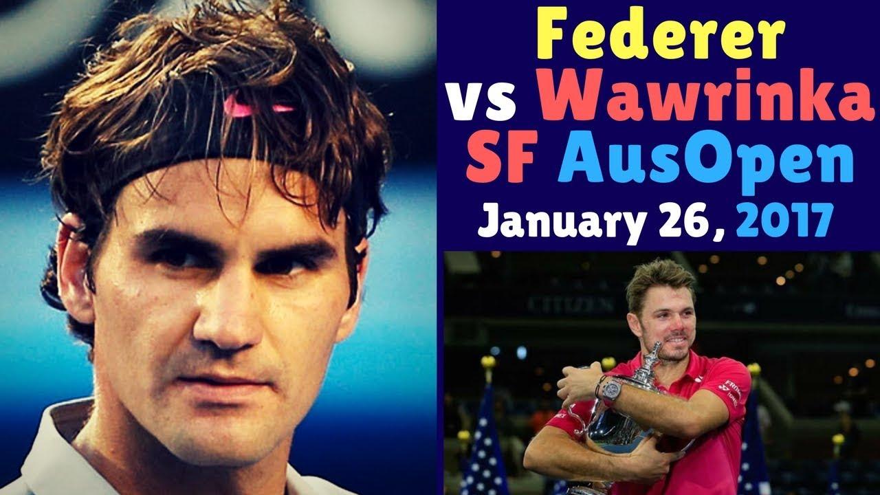 🏅 Roger Federer vs Stan Wawrinka ➖ Australian Open 2017 SF ➖ Highlights HD ➖ ITA Language 🏅