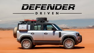 NEW Land Rover Defender: Off-Road Review In Namibia | Carfection 4K