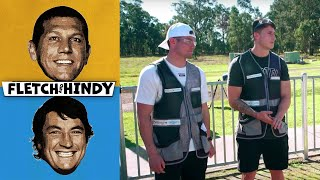 Fletch & Hindy | Day Release with Cronulla's Kyle Flanagan and Bronson Xerri