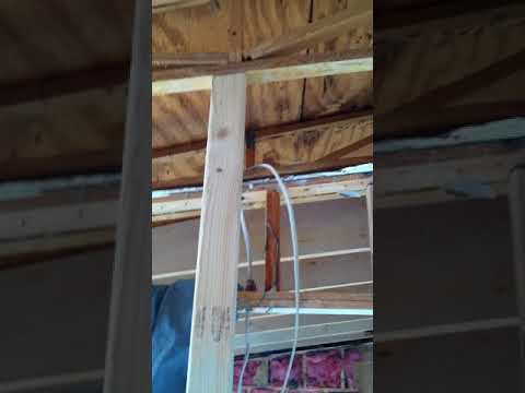 How to Fix Sagging Mobile Home Roof Trusses