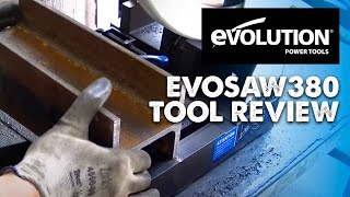 Evolution Evosaw355 : The small engine doctor tool review!