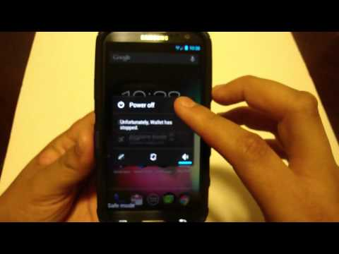 How To Access Safe Mode On Your Galaxy S3