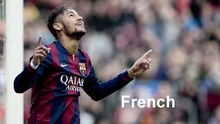 Golazo de Neymar al Villareal narrado por radios y televisiones | Amazing Goal