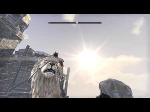 Elder Scrolls Online - New Pride-King Lion Mount!
