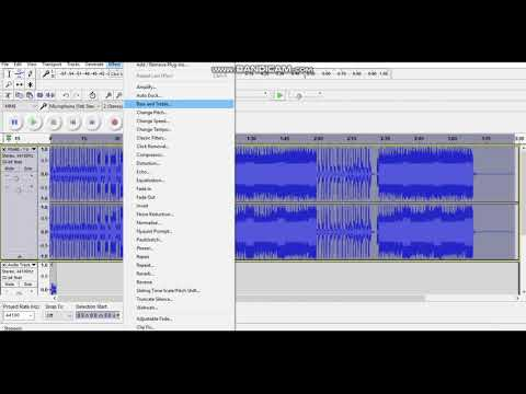How to record karaoke songs in audacity