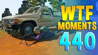 PUBG Daily Funny WTF Moments Highlights Ep 440