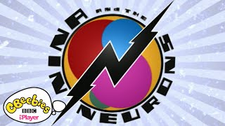 Theme Tune -  Nina and the Neurons and more   33+ Minutes   CBeebies