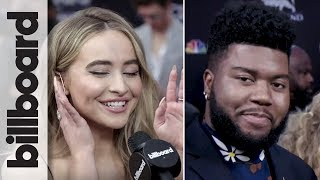 Sabrina Carpenter, Ciara, Khalid & More Sing Favorite Mariah Carey Song | BBMAs 2019