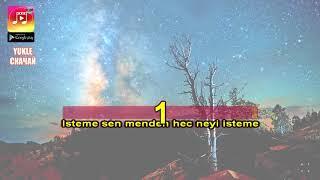 Uzeyir Mehdizade   Elvida Kecmisim AZERI KARAOKE