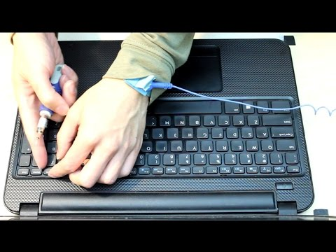 dell inspiron 15-3521 laptop full disassembly remove motherboard/hard drive/screen etc...