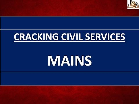 Mains Strategy for UPSC    Civil Services    IAS Exam