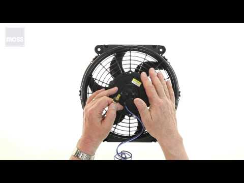 Electric Cooling Fans, A Smart Upgrade (Part 1)