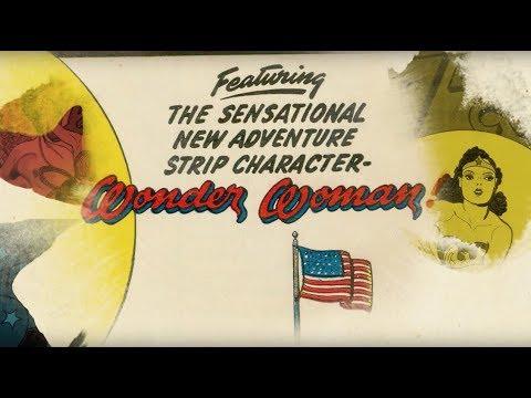 eBay | Wonder Woman Origin Story