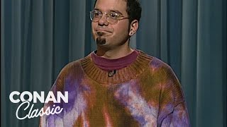 "David Cross Stand-Up - ""Late Night With Conan O'Brien"" 02/17/94"