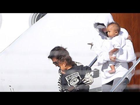 Kim Kardashian Returns To LA After Violent Paris Robbery