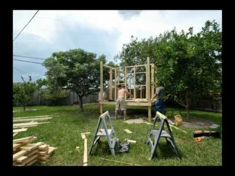 How to Build a Playhouse in 12 Easy Hours