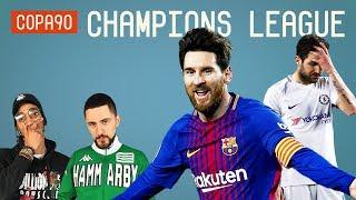 Messi Crushes Chelsea's Champions League Dreams   Champions League Show