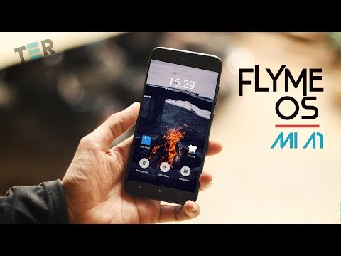 Flyme OS 6 on Xiaomi Mi A1 | Features + Mini Review