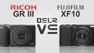 RICOH GR III vs FUJIFILM XF10 - PakVim net HD Vdieos Portal