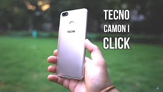 Tecno Camon i click review and unboxing [CAMERA, GAMING, BENCHMARKS]