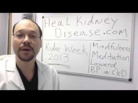How To Naturally Lower High Blood Pressure In Chronic Kidney Disease