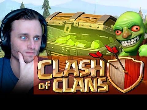 Clash of Clans | Town Hall 10 Gemming w/ Leonard!