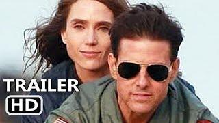 TOP GUN 2 Trailer Brasileiro LEGENDADO (Tom Cruise, 2020) MAVERICK