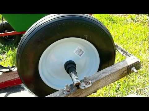 Fix your wheelbarrow, don't throw it away