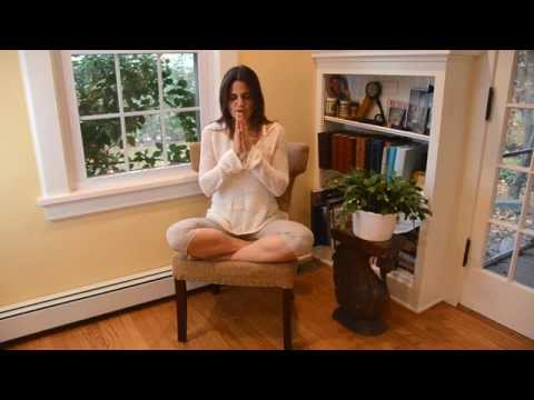 Meditation to Prepare for a Presentation or Important Communication
