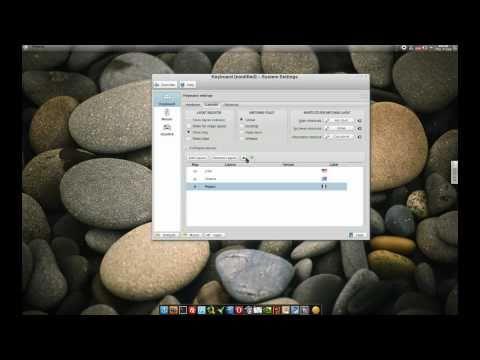 KDE Tutorials #13: Changing Keyboard Input Settings