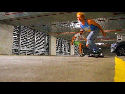 Speed Wobbles - Garage Skating