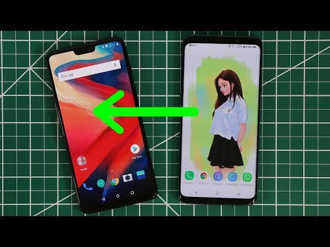 3 Features OnePlus 6 Stole from the Samsung Galaxy S9