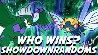 WHO ACTUALLY WINS?! Pokemon Showdown Random Battles w/ ShadyPenguinn