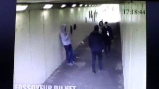 Two Punks Mess With The Wrong Guy & He Knocks Them Out - Good TMJ Hits