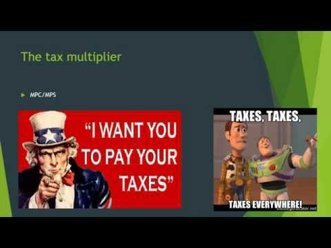 3.13 Tax Multiplier AP Macro